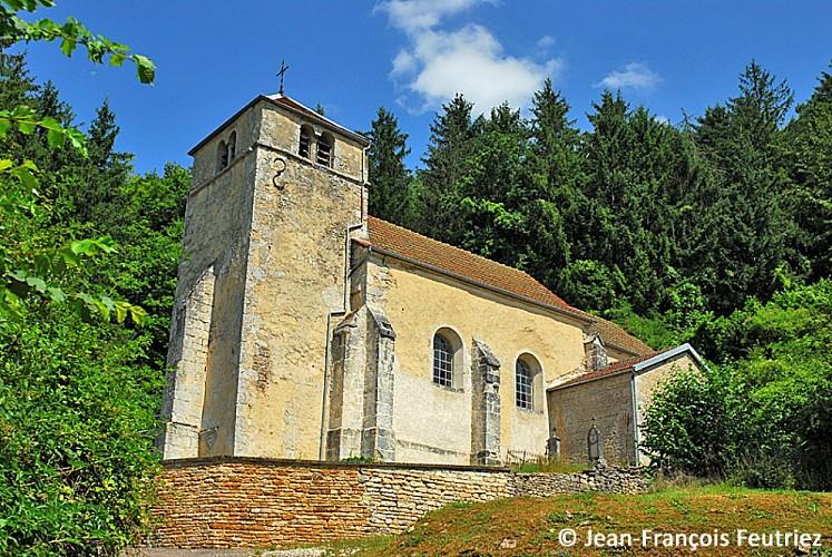 Eglise Notre‐Dame à Villemervry