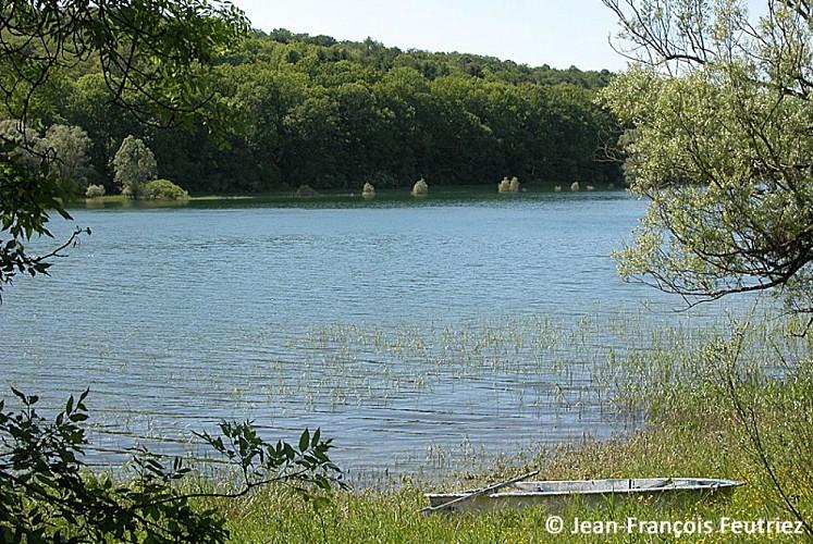 Le lac de la Mouche