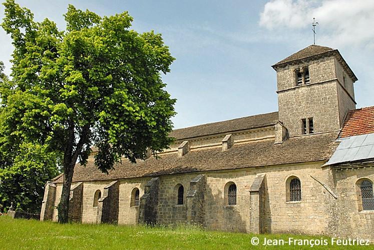L'église Saint‐Symphorien