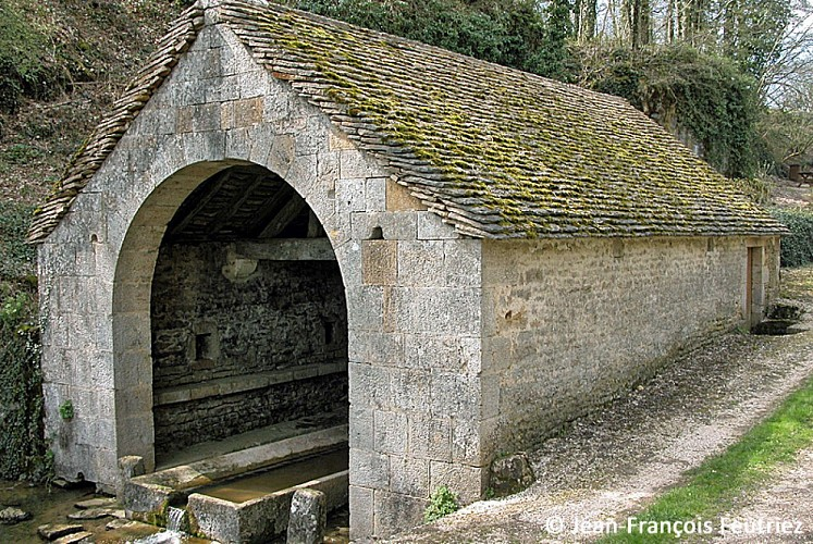 La fontaine Saint‐Eloi
