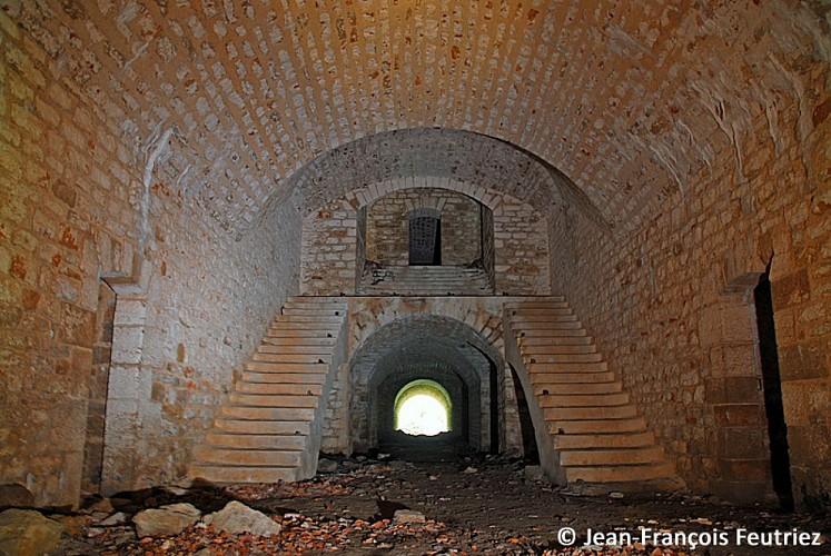 Le fort de Dampierre