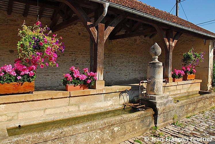 Les fontaines de Ternat