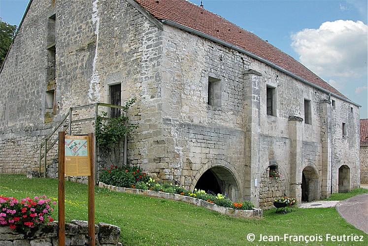 L'abbaye de Mormant