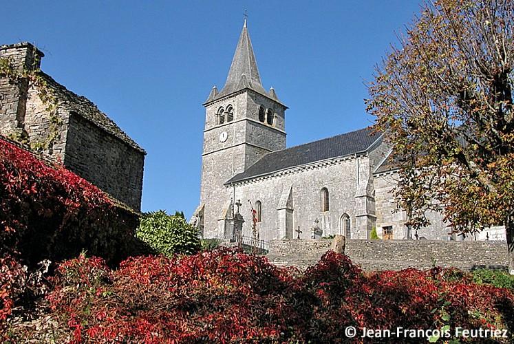 Eglise Notre Dame de l'Assomption à Chassigny