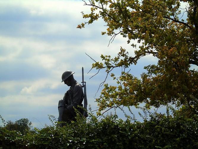Monument de la 42e division d'infanterie américaine de Fère-en-Tardenois