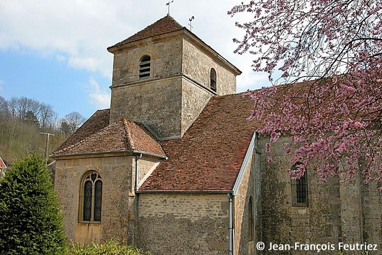 Eglise Saint-Sebastien de Perrancey