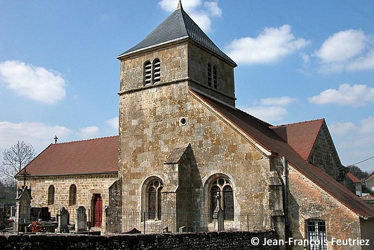L'église Saint-Cyr et Sainte-Julitte