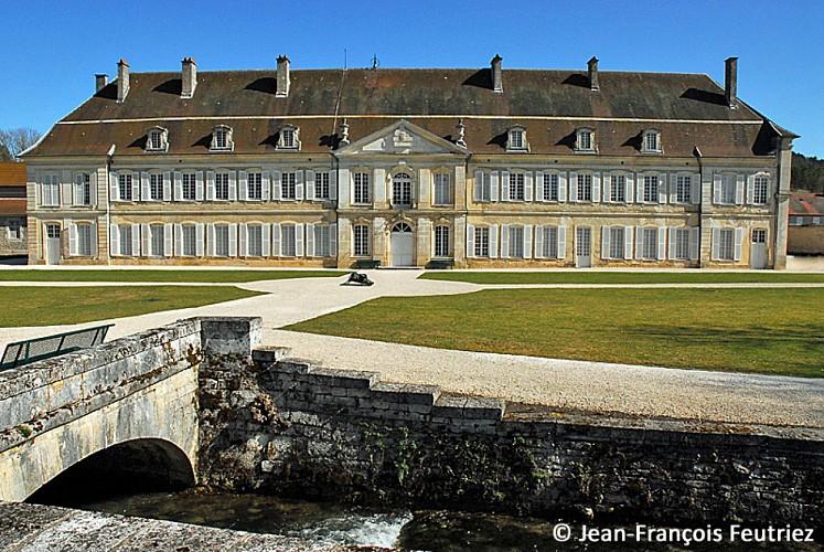 L'abbaye d'Auberive