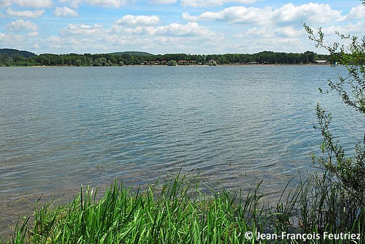 Le lac de la Vingeanne