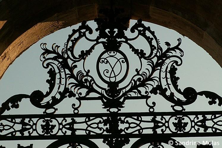 La grille Jean Lamour