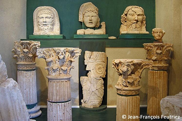 Le musée archéologique de Faverolles