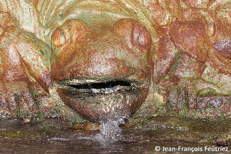 Fontaine de la Grenouille