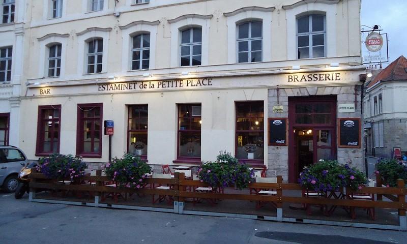 Douai - L'Estaminet de la Petite Place