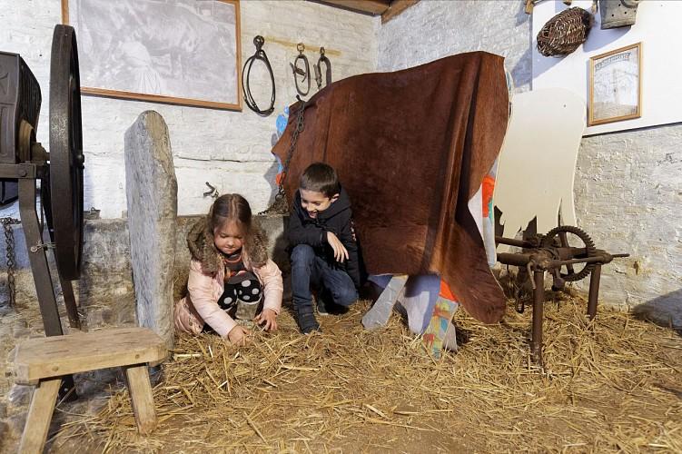 Musée de la vie rurale/Steenwerck/Famille/Ecomusée