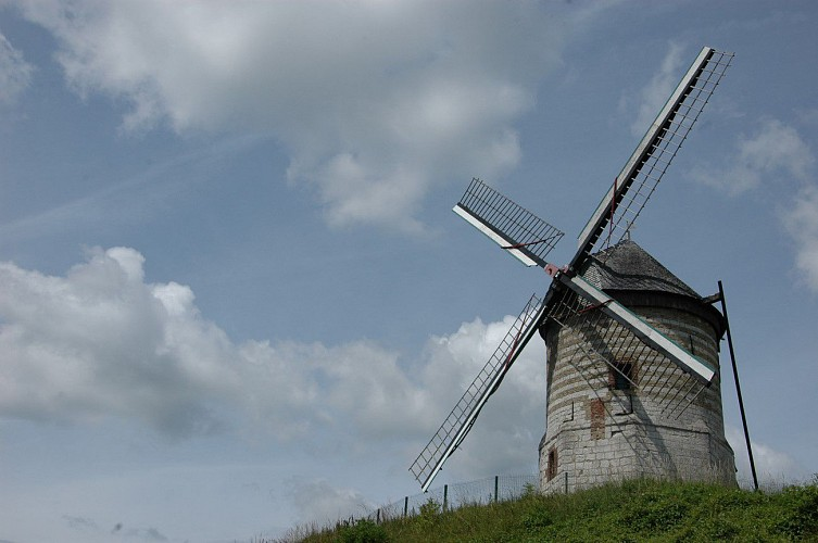 Watten Le moulin de la montagne