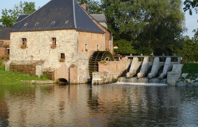 Grand-Fayt moulin à eau
