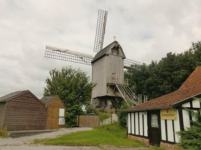 Moulin de la Roome - Terdeghem