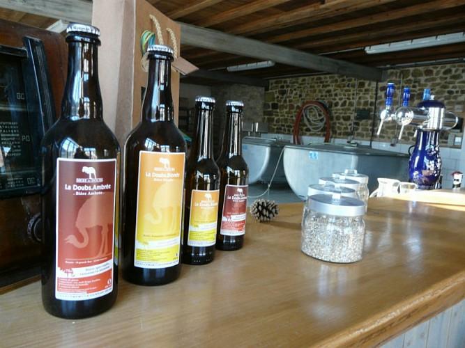 Alcool - Brassicomtoise - Bière du Doubs - Nancray ffd6cefbec5