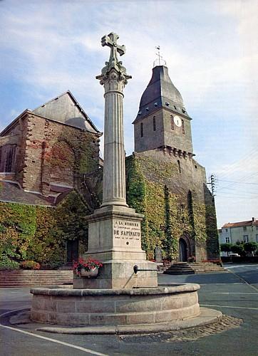 Eglise de la Gaubretière