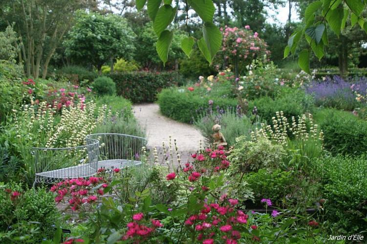 Les jardins d'Elle