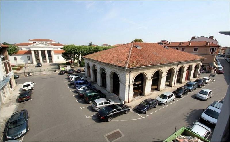 Ancienne Banque de France et Halle aux grains