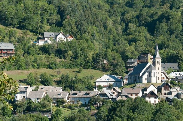 Village d'Allemond