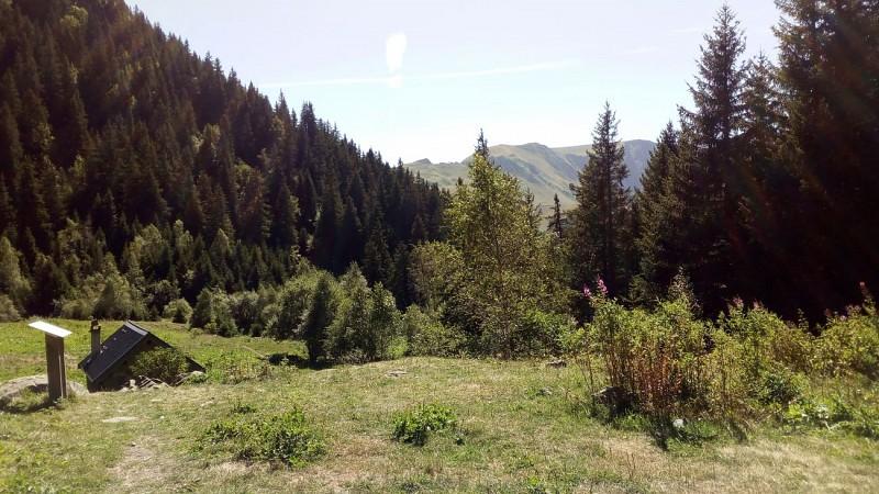 Cabane du Louvet