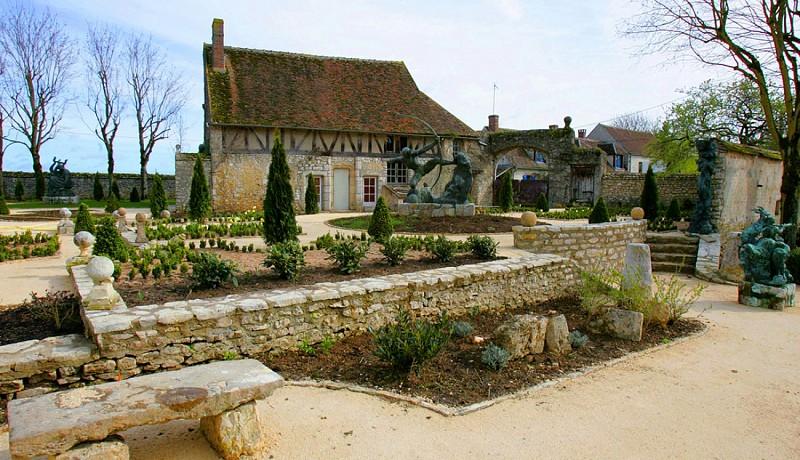 Garden Museum Antoine Bourdelle