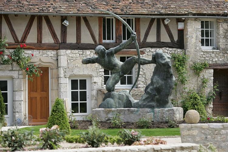 Jardin Musée départemental Bourdelle