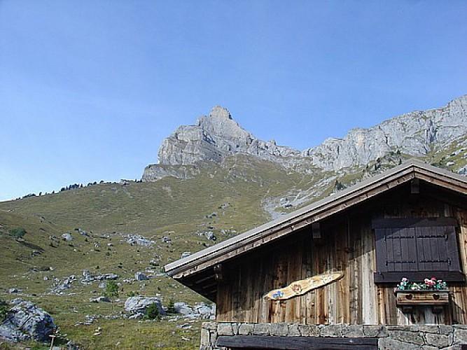 Varan mountain refuge hut