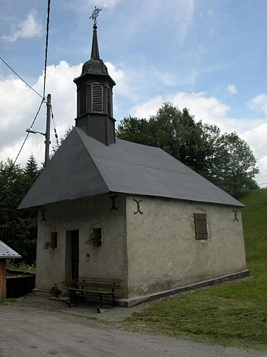Chapelle du Passieu
