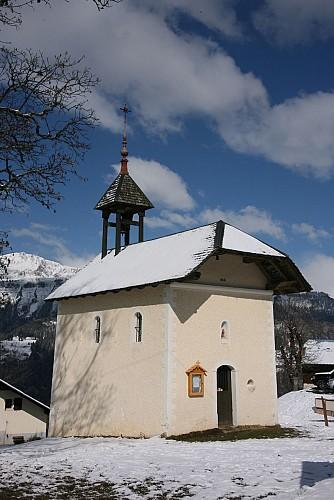 Kapelle von Le Cernix