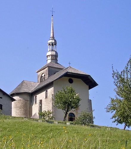 Saint Nicolas la Chapelle church
