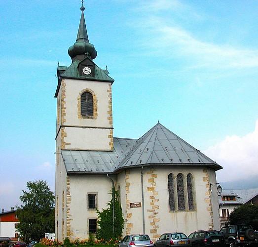 Notre Dame de Bellecombe church