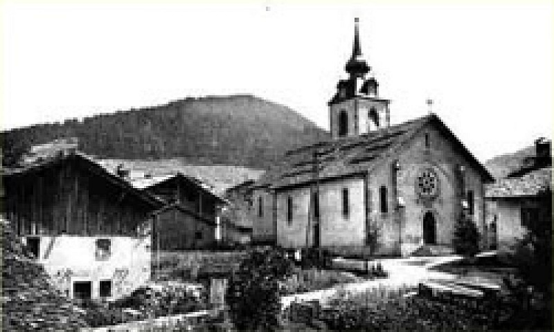 Eglise de Notre Dame de Bellecombe