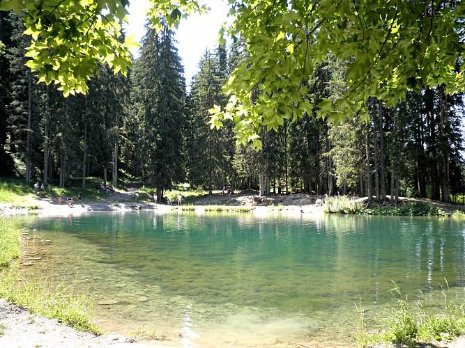 Lac des Evettes