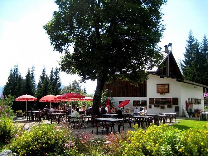 Restaurant: Châtelet d'Ayères