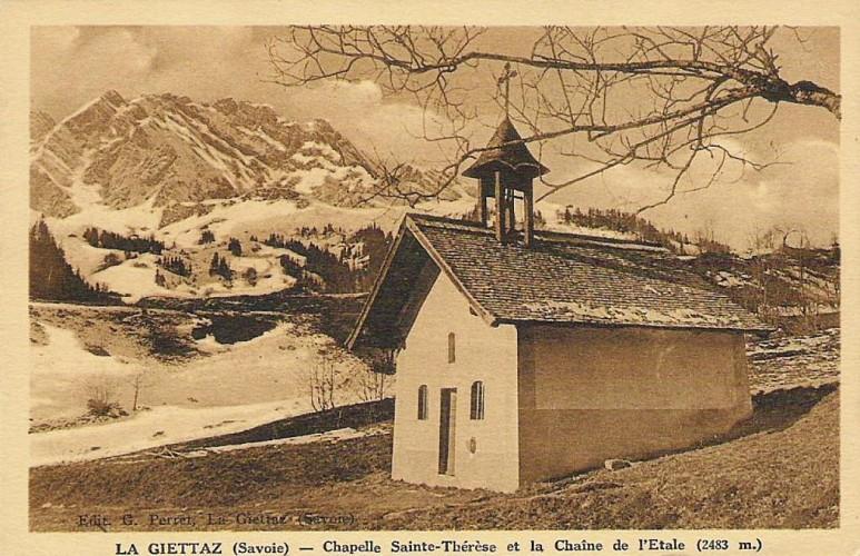 La Chapelle des Nants