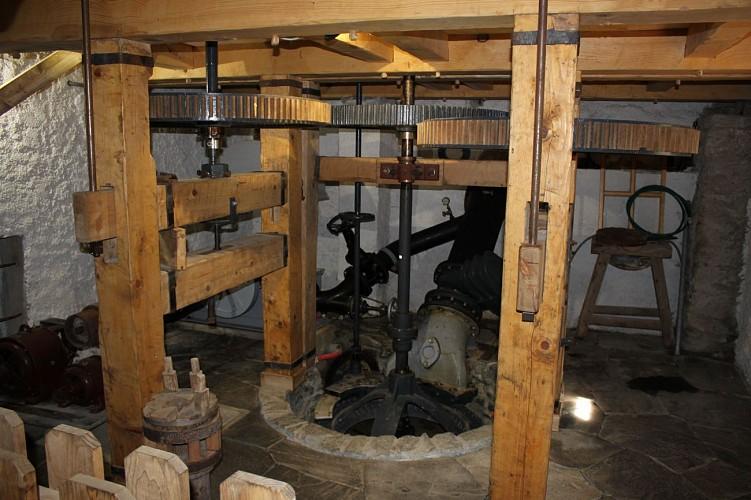 Visite du Moulin Ainoz