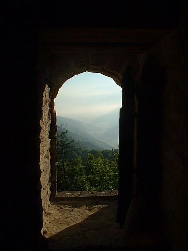 Les Tours de Montmayeur