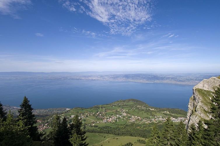 Panorama du Pic des Mémises