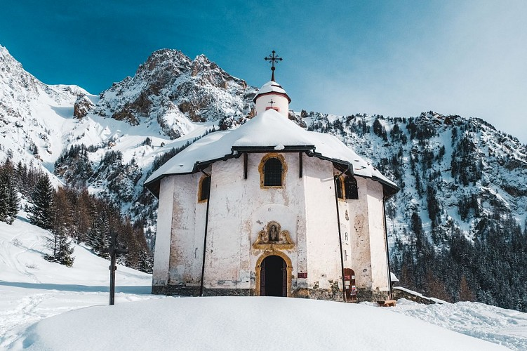 Notre Dame des Vernettes chapel