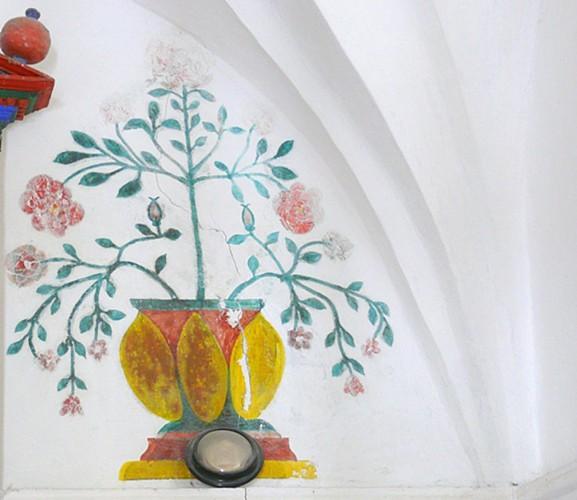 Saint Jacques Chapel, Pracompuet