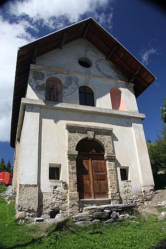 Chapelle de La Rochette