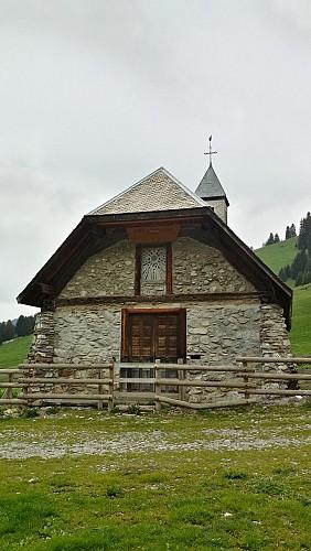 Alpage d'Ubine