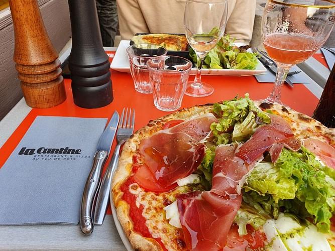 La Cantine pizzeria