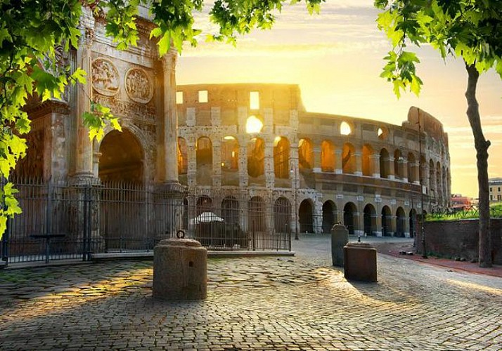 Visite de Rome en bus – 40 monuments et attractions !
