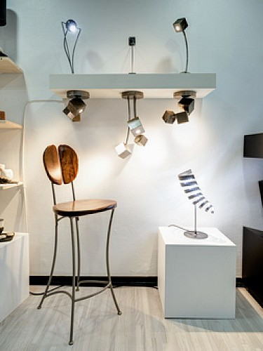 04 - Benoit Peyrous mobilier et  luminaires