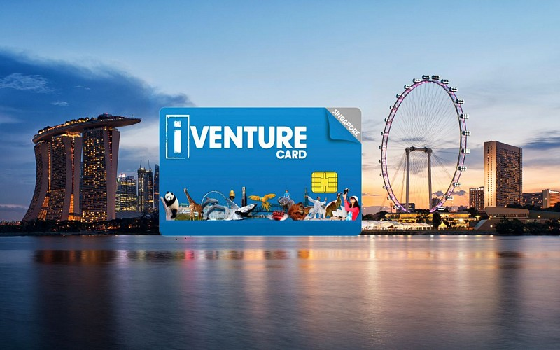 iVenture Singapore Flexi Attractions Pass