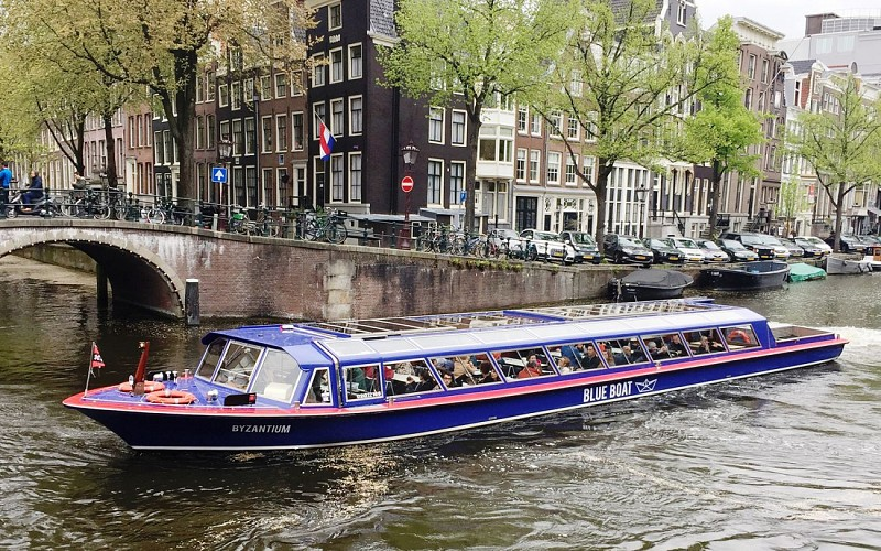 75 Mins Day Canal Cruise